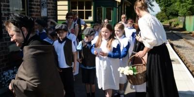 Wensleydale Railway Scruton Education Initiative