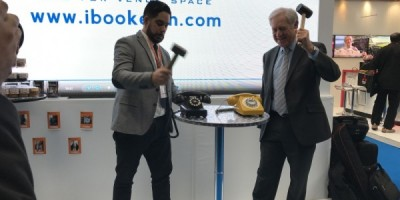 ibookedin launched at international confex