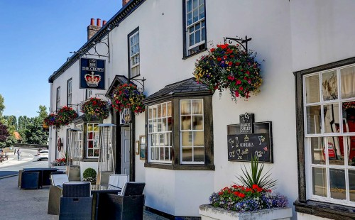 Crown Hotel Boroughbridge